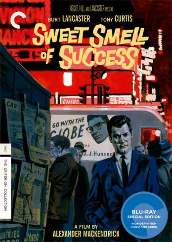 a review of the sweet smell of success a 1957 film Sweet smell of success (1957) sweet smell of success is a fantastically bitter look at the film-to-video artefacts are limited primarily to aliasing with.