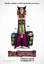 Монстры на каникулах 3 / Hotel Transylvania 3: Summer Vacation (2018)