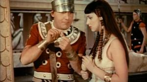 Кадры из фильма Две ночи с Клеопатрой / Two nights with Cleopatra (1954)