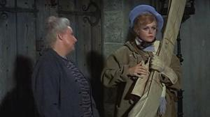 Кадры из фильма Набалдашник и метла / Bedknobs and Broomsticks (1971)