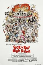 Высшая школа рок-н-ролла / Rock 'n' Roll High School (1979)