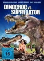 Динокрок против динозавра / Dinocroc vs. Supergator (2010)
