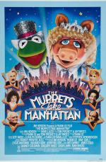 Маппеты на Манхэттене / The Muppets Take Manhattan (1984)