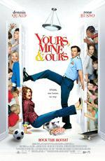 Твои, мои, наши / Yours, Mine and Ours (2006)