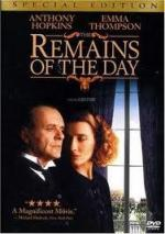На исходе дня / The Remains Of The Day (1993)
