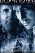 Беззвучный крик / Unspeakable (2002)