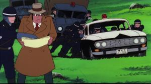 Кадры из фильма Люпен III: Замок Калиостро / Lupin the Third: The Castle of Cagliostro (1979)