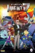 Могучая Семёрка Стэна Ли / Stan Lee's Mighty 7 (2014)