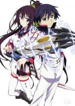 Необъятные небеса / IS: Infinite Stratos TV (2011)