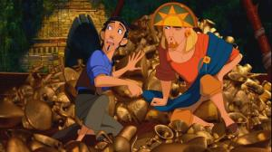 Кадры из фильма Дорога на Эльдорадо / The Road to El Dorado (2000)