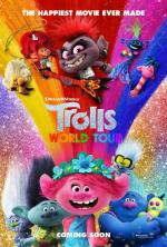 Тролли. Мировой тур / Trolls World Tour (2020)