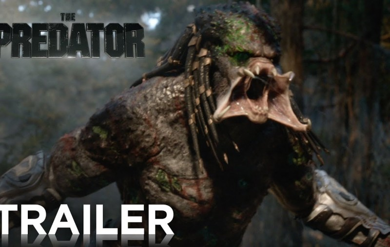 The Predator | Final Trailer [HD] | 20th Century FOX (на английском)The Predator | Final Trailer [HD] | 20th Century FOX (на английском), трейлер, смотреть